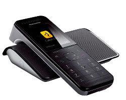 Im Test: Panasonic KX-PRW 120 Schnurlostelefon