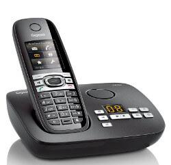 Im Test: Das Gigaset C610, CX 610 ISDN und C610 IP