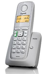 Unterschied Gigaset A220 und A220A - der Anrufbeantworter