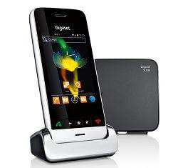 Mehr Smartphone als reines Schnurlostelefon - das Gigaset SL930