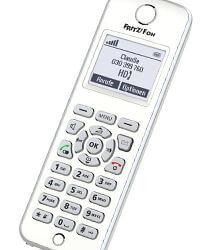 Im Schnurlos Telefon Test AVM FRITZ Fon M2